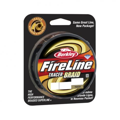 BERKLEY FIRELINE  0,20MM 110M TRACER BRAID