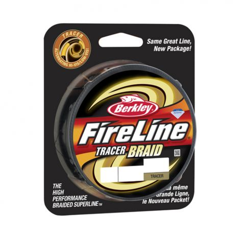BERKLEY FIRELINE  0,30MM 110M TRACER BRAID