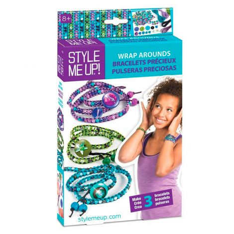 STYLE ME UP STYLE ME UP WRAP AROUNDS