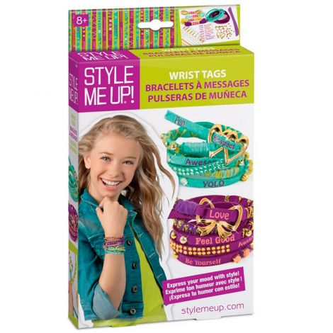 STYLE ME UP STYLE ME UP WRIST TAGS