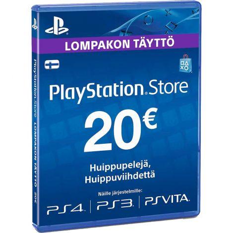 PSN CARD 20 EUR