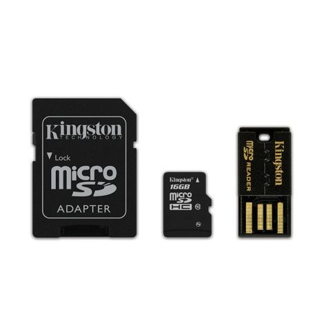 KINGSTON MULTI KIT / MOBILITY KIT 16 GB