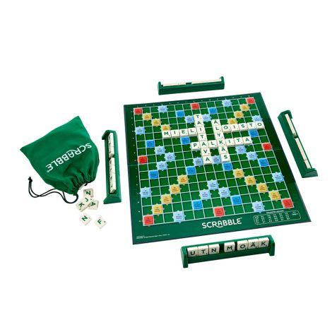 Scrabble lautapeli, uusittu versio