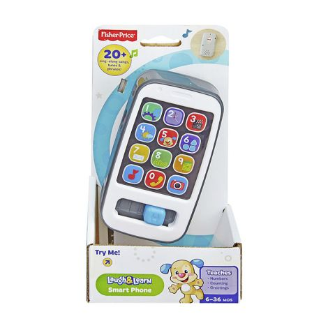 FISHER PRICE LAUGH & LEARN ÄLYPUHELIN CFB02, (FI)