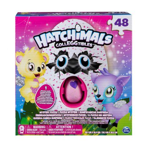 Hatchimals palapeli +hahmo, 48 osaa