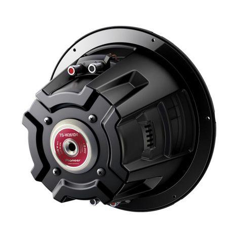 "PIONEER TS-W261D4 SUBWOOFER 10"" 350/1200 W, 2 X 4 OHM"