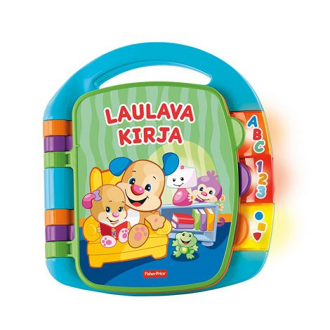 FISHER PRICE LAULAVA SATUKIRJA CLK26