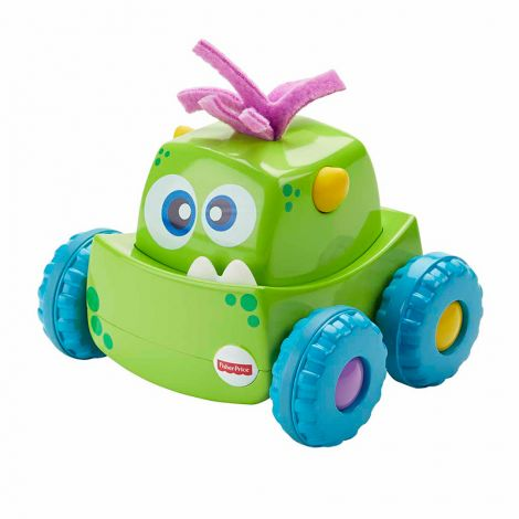 FISHER PRICE PRESS'N GO MONSTERIAUTO DRG16