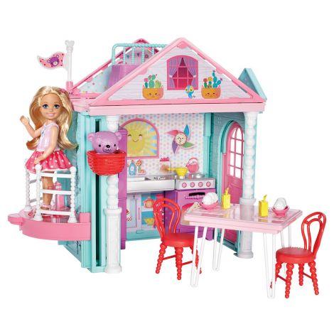 Barbie Chelsea Clubhouse kerhotalo