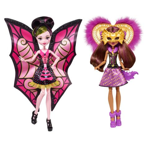 MONSTER HIGH TRANSFORMATION NUKKE FLP01