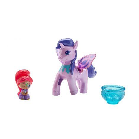 Shimmer&Shine Zahracorn nukke + hevonen