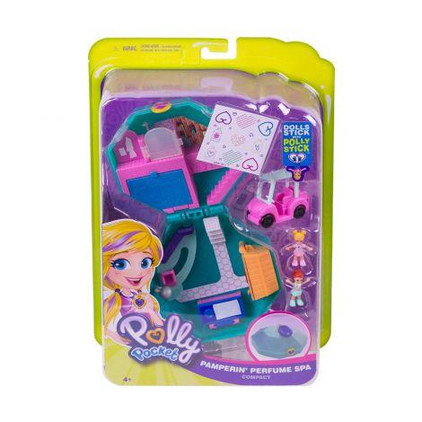 Polly Pocket leikkimaailma
