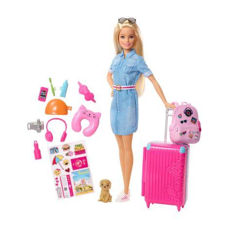 Barbie nukke & tarvikkeet