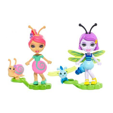 Enchantimals Petal Park Bug Buddies 2-pack