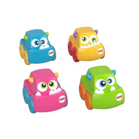 Fisher-Price Mini Monster Trucks