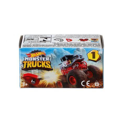 HW Mini Monster Truck yllätyspussi