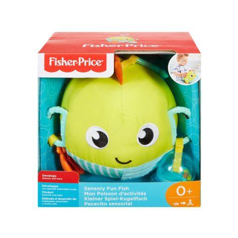 Fisher-Price aktiviteettilelu kala