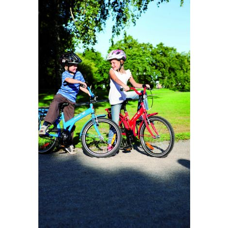Tunturi 16-tuumainen Poni lasten polkupyörä 1-V, vihreä