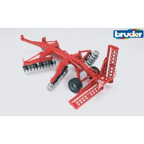 BRUDER 02217 KÜHN XL LAUTASÄES