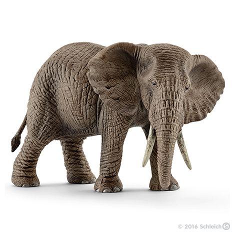 SCHLEICH AFRICAN ELEPHANTFEMALE