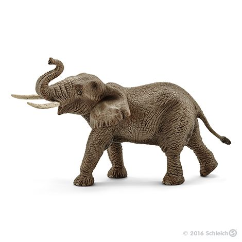 SCHLEICH AFRICAN ELEPHANT MALE