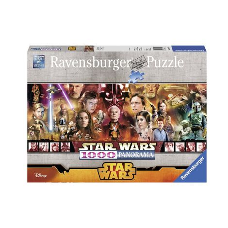 RB Star Wars Legendat Panorama palapeli 1000 palaa