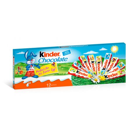 KINDER CHOCOLATE 150G