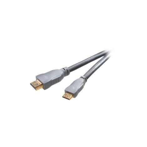 VIVANCO HIGH SPEED HDMI + ETHERNET MINI (C) HDMI-