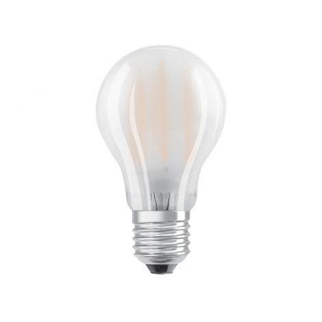 OSRAM LED SUPERSTAR VAKIOLAMPPU 6,5W/840 E27 MATTALASI HIMMENNE