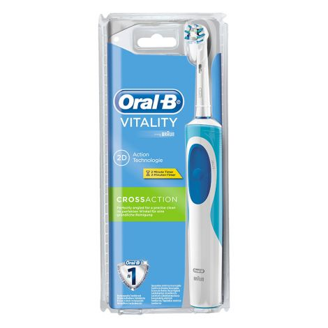 Oral-B Vitality CrossAction sähköhammasharja