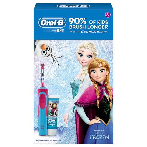 Oral-B Frozen lasten sähköhammasharja