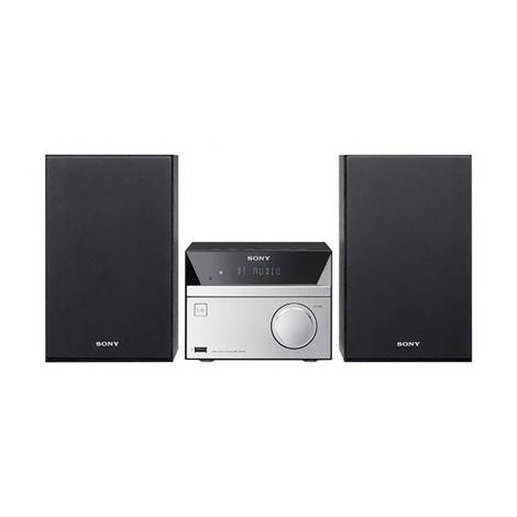 Sony hifijärjestelmä CMTSBT20D