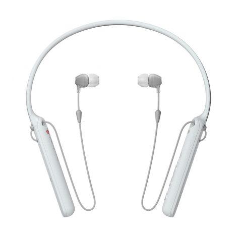 SONY WI-C400 Bluetooth nappikuulokkeet, valkoinen