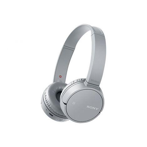 SONY WH-CH500 Bluetooth sankakuuloke, harmaa