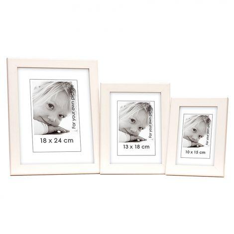 ART LINK KEHYS TRENDLINE WHITE 18X24