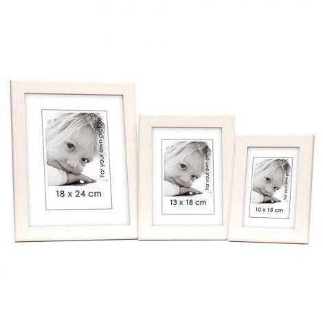 ART LINK KEHYS TRENDLINE WHITE 40X50