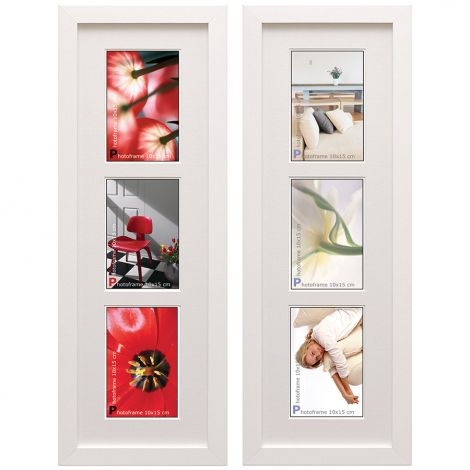 ART LINK KEHYS TRENDLINE COLLAGE WHITE 17,5X 55,5