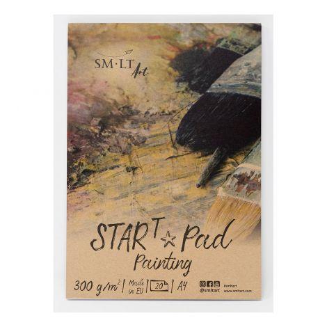 SMLT STAR T MAALAUSLEHTIÖ PAINTING A4(20) 300G