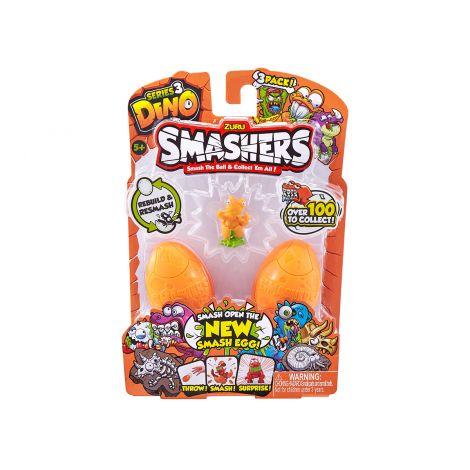 SMASHERS DINO 3-PACK