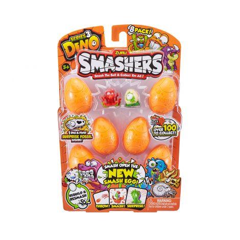 SMASHERS DINO 8-PACK