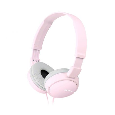 SONY MDRZX110APW Overhead kuuloke mikrofonilla, pinkki
