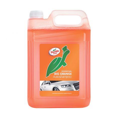 Turtle Wax Big Orange Wash autoshampoo 5L