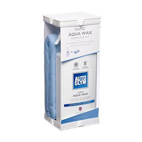 AutoGlym Auto Wax Kit suihkutettava kiiltovaha-setti 500ml