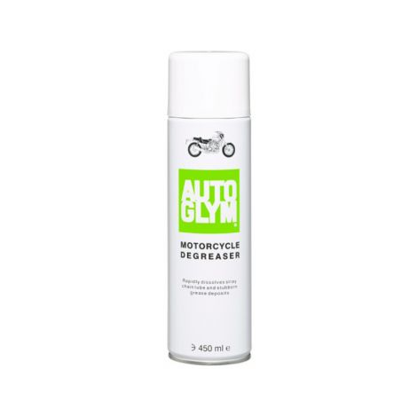 AUTOGLYM MOTORCYCLE DEGREASER- MP RASVANPOISTO 450 ML