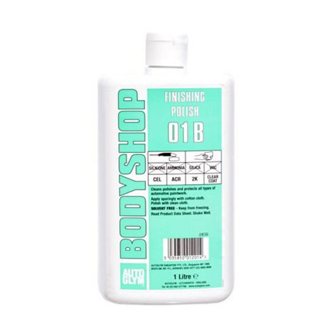 AUTOGLYM FINISHING POLISH 01 B-VIIMEISTELYKIILLOKE 01 B 500 ML