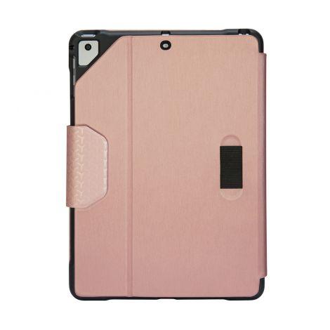 """Targus Click-In -suojakotelo iPad 9.7"""" (gen.6 ja gen.5), iPad Pro 9.7"""" ja iPad Air 2 ja 1, ruusukult"""