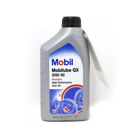 Mobil Mobilube GX 80W-90 1L vaihteisto- ja vetopyörästö-öljy