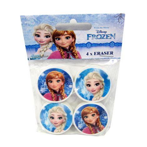 Frozen pyyhekumit 4kpl