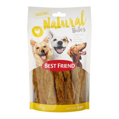BEST FRIEND NATURAL BITES KANAFILEE 100 G