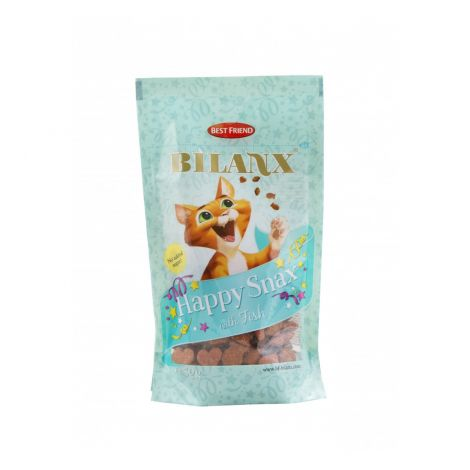 BEST FRIEND BILANX HAPPY SNAX FISH 50 G
